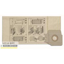 KÄRCHER Papír porzsák 10 db (CV 30-38/1; CV 38-48/2)