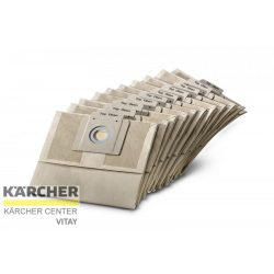 KÄRCHER Papír porzsák 200 db (T 12/1)