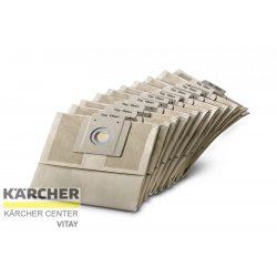 KÄRCHER Papír porzsák 300 db (T 9/1 Bp; T 10/1; T 7-10/1 eco)