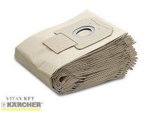 KÄRCHER Papír porzsák 10 db (NT 14/1, kivéve H)